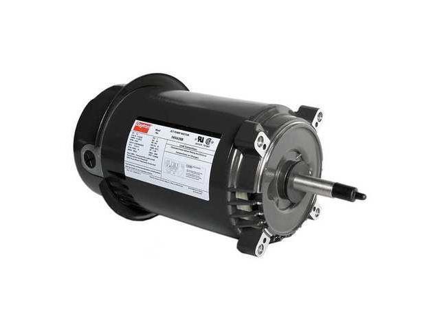Dayton 5k662 Motor 1hp Jet Pump