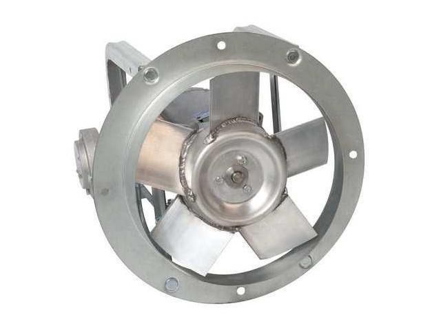 Direct Drive Propeller Fan : Direct drive hazardous location ring exhaust fan dayton