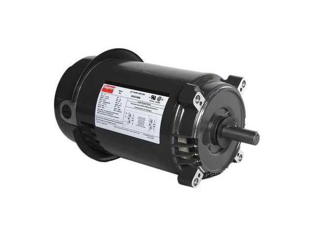 Jet Pump Motor Dayton 5k659