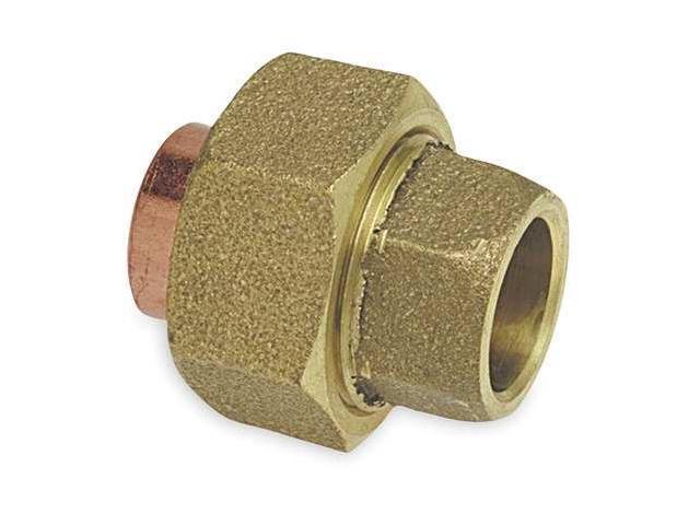 Nibco cast copper union c connection type