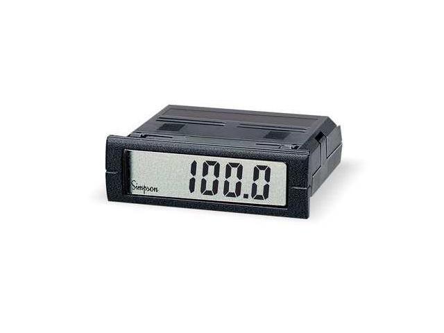 Simpson Digital Panel Meters : Simpson electric m digital panel meter newegg