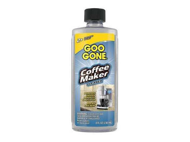GOO GONE 2039 Coffee Maker Cleaner, 8 oz. - Newegg.com