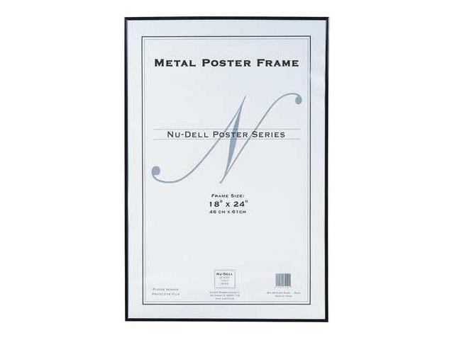Metal poster frames 18x24