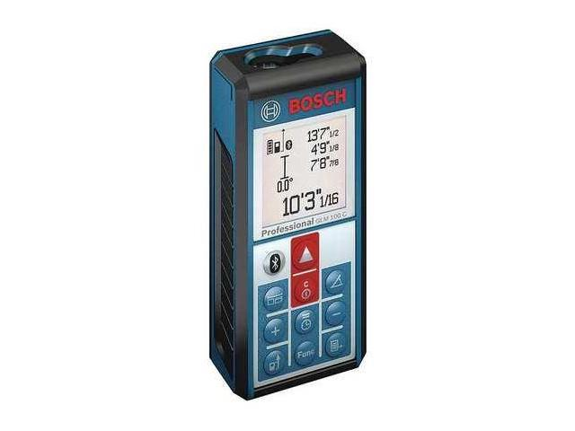 bosch laser distance meter glm 100 c. Black Bedroom Furniture Sets. Home Design Ideas