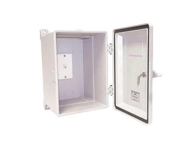 Gai-Tronics Weather Resistant Phone Enclosure With Lock Door Option 255-003LD  sc 1 st  Newegg.com & Gai-Tronics Weather Resistant Phone Enclosure With Lock Door ...