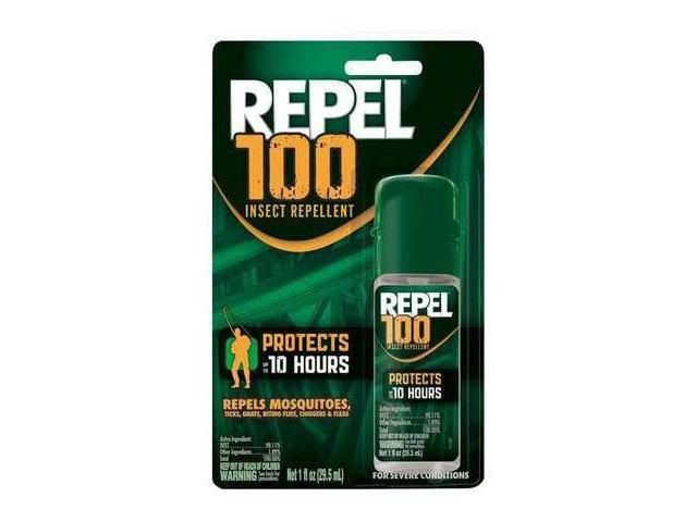 REPEL HG-402000 Insect Repellent, 1 fl. oz., Concentrate