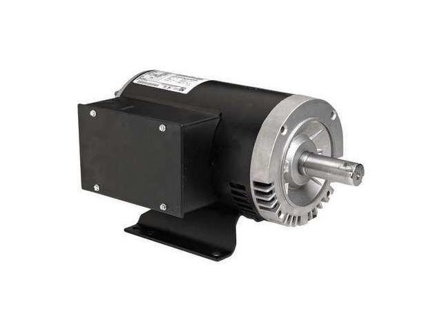 Marathon Motors 184tbdr7375 Air Compressor Motor 5 Hp 25
