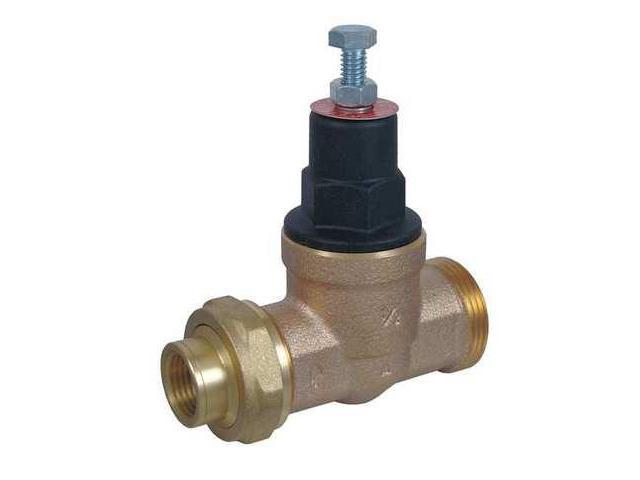 cash acme eb 45u water pressure reducing valve 1 2 in. Black Bedroom Furniture Sets. Home Design Ideas