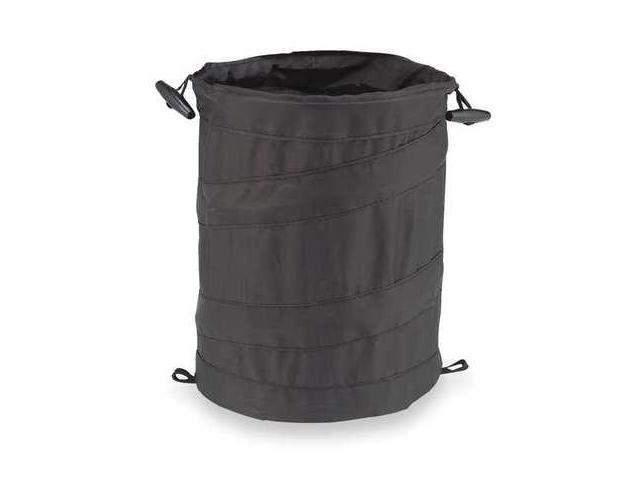 Bell 22 1 38996 1 Collapsible Trash Can Black