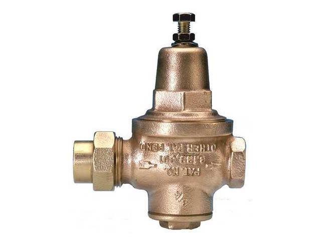 wilkins 34 90 water pressure reducing valve 3 4 in. Black Bedroom Furniture Sets. Home Design Ideas