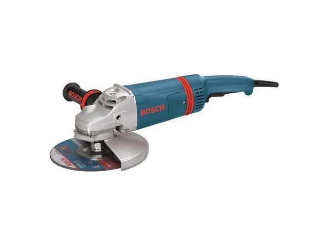 BOSCH 1893-6 Angle Grinder, Single, 15A, 9 in. dia.
