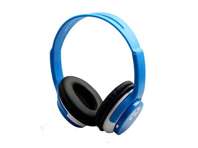 Digital Music Headphones Micro SD Card Headphone WS-2000 TF Card FM Radio for Mobile Phones Computer