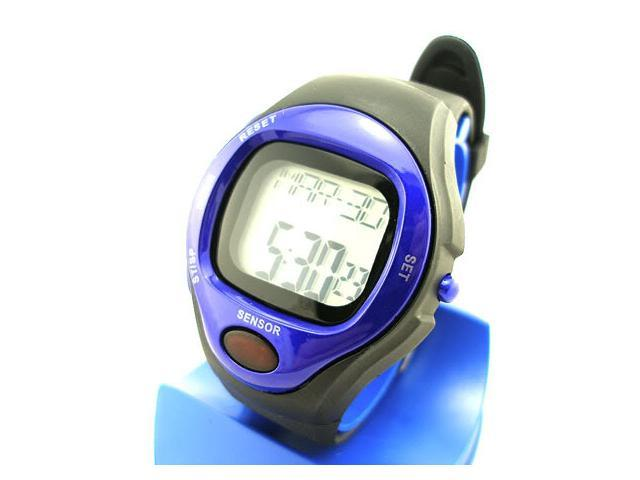 calorie watch 0622 digital heart rate calorie counter