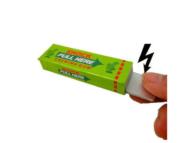 delicate safety trick joke toy electric shock shocking