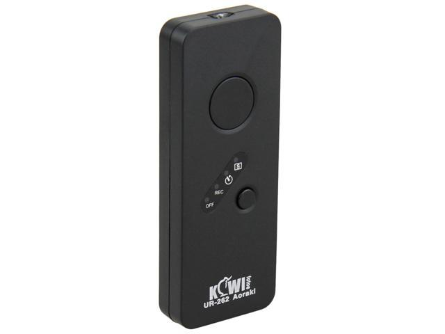 KIWI UR-262S Wireless/Wired Remote Control For Sony A77II A99 A57 A65 A77 A450 A560 A580  A33 A55 A500 A550 A850 replaces ...