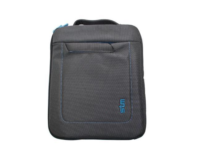 Black & Blue Padded Carrying Premium Durable Case Covet for Sony XPERIA Tablet S