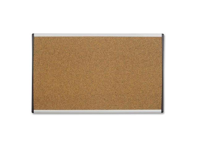 Quartet Arc Frame Colored Cork Board