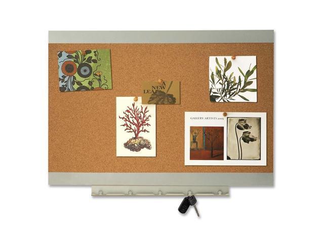 Quartet Environmentally Friendly Bulletin Board