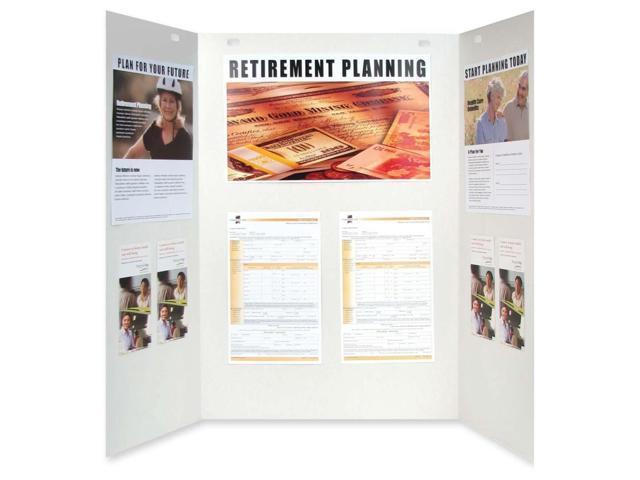 Quartet Trifold Presentation/Project Board