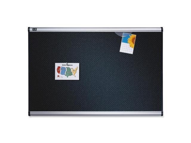 Quartet Prestige Black Embossed Foam Board