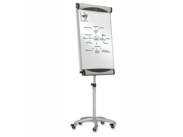 Quartet Premium Mobile Magnetic Presentation Easel