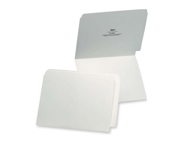 Esselte Full End-Tab File Folder