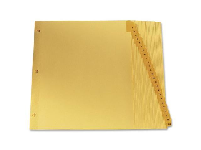 Esselte Preprinted Lamin Tab Index Divider