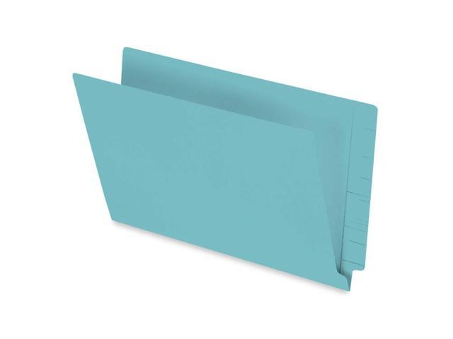 Esselte Colored End Tab Folder