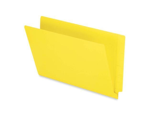 Esselte Colored End Tab Folder