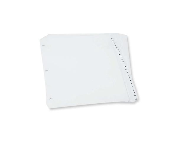 Esselte Poly Tab Index Divider