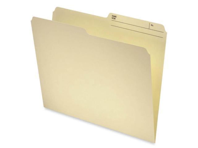 Esselte Reversible Top Tab File Folder