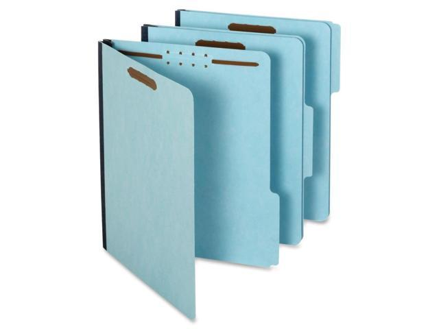 Globe-Weis Pressboard Expanding File Folder With Fasteners