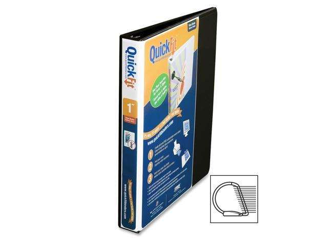 Davis Quick Fit Instant Angle D-Ring Binder