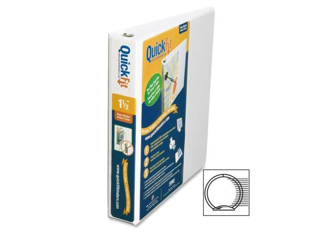 Davis Quick Fit Presentation Binder