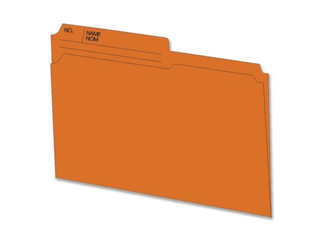 Hilroy Colored Top Tab File Folders