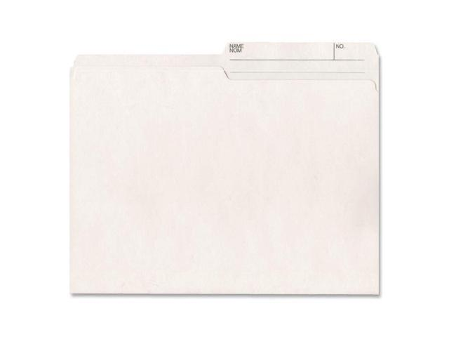 Hilroy 1/2 Cut Reversible File Folder