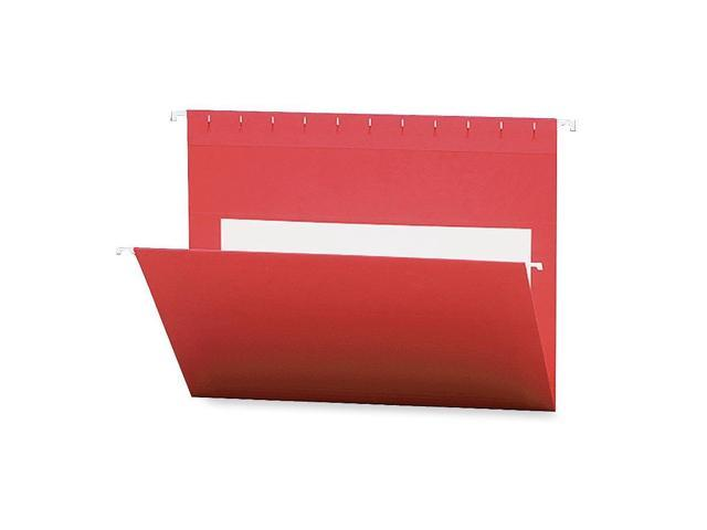 Smead Hanging File Folder with Interior Pocket 64438