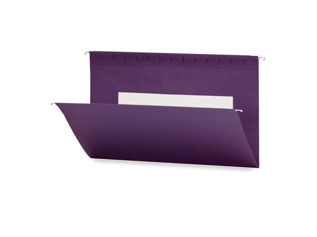 Smead Hanging File Folder with Interior Pocket 64486