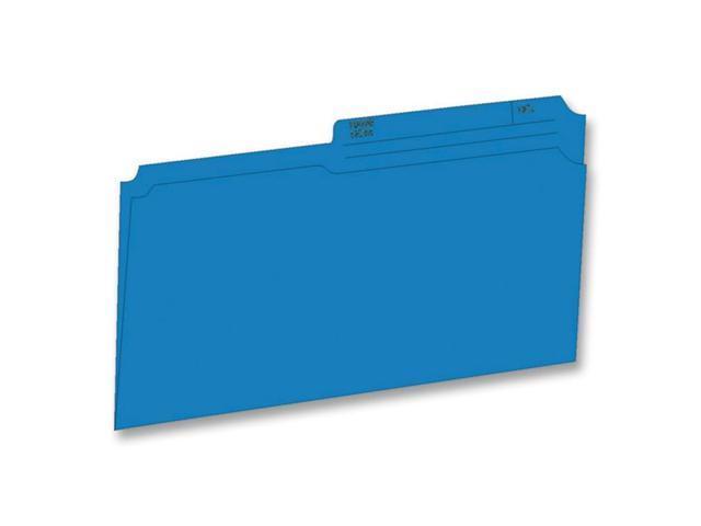 Hilroy Colored Top Tab File Folder