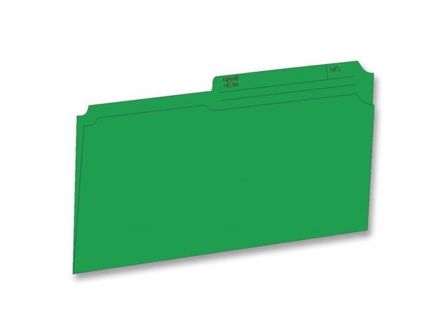 Hilroy Colored Top Tab File Folder