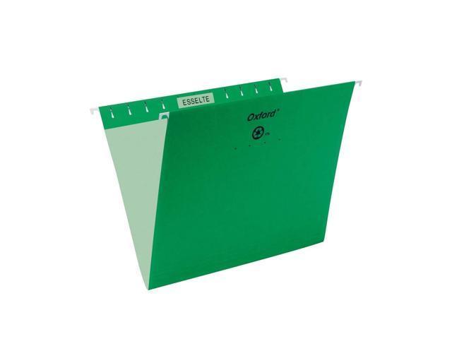 Esselte Oxford Colored Hanging File Folder