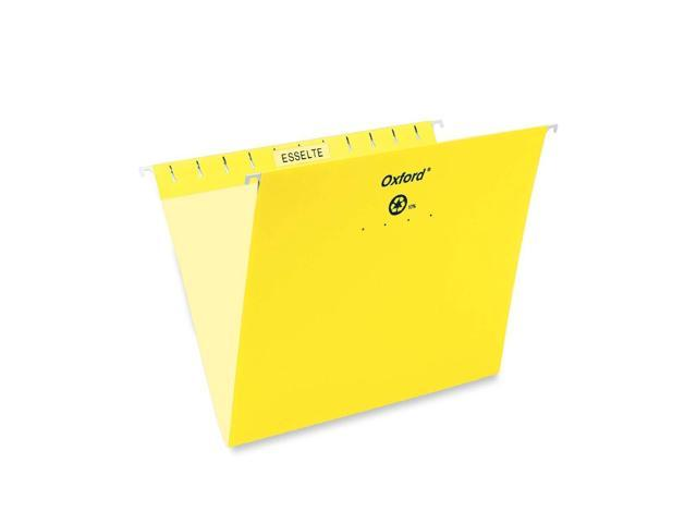 Esselte Oxford Colored Hanging File Folder