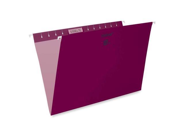 Esselte Colored Hanging File Folder