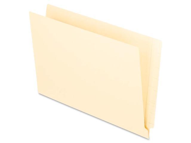 Oxford Straight Cut End Tab File Folder