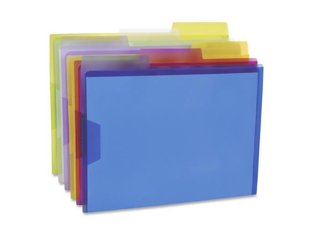Pendaflex Poly View Folders