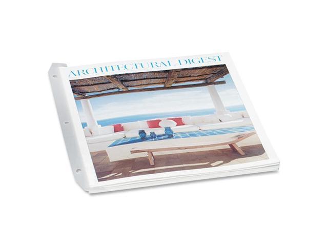 Baumgartens 3 Ring Magazine / Catalog Organizer Strips