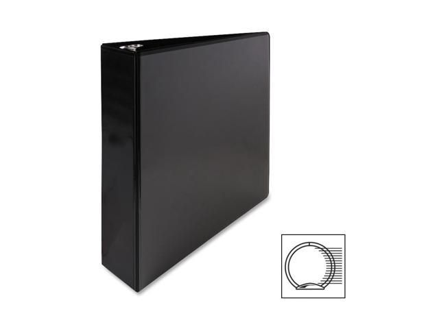 Sparco Premium Round Ring View Binder