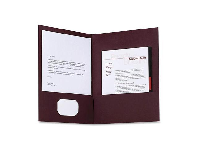 Oxford Twin Pocket Folder