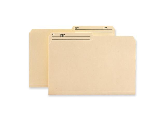 Smead Reversible File Folder with Antimicrobial Production Protection 15377