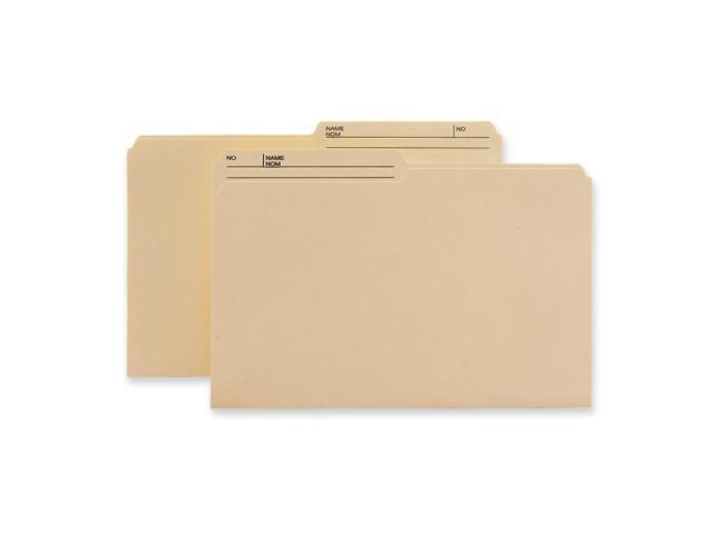 Smead Reversible Heavyweight File Folder 15445